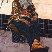 Homeless 1   Oil on Canvas   36 x 48.jpg